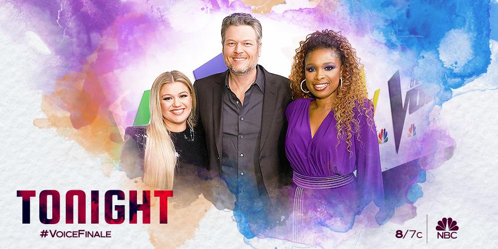 SOMEBODY BETTER SIIIIIIIIIIIIIIING.   The three-hour #VoiceFinale event kicks off so soon, y'all. 😘