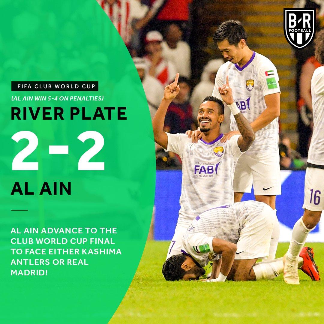 Al Ain are headed to the Club World Cup final—congratulations, @alainfcae_en! 🙌