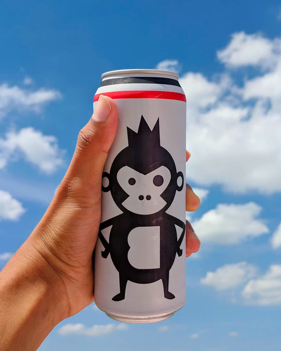 Raising a can to the sunnier days and essential beers. #MakePlay
