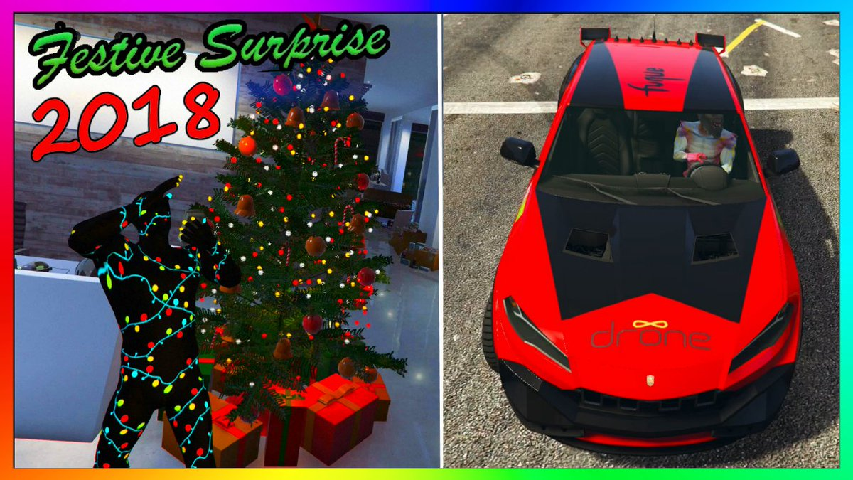 Gta 5 Christmas.Laazrgaming On Twitter Gta 5 Online New Xmas Outfits