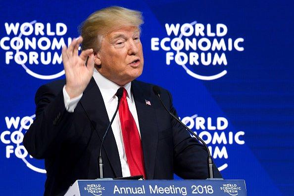 White House announces Trump to attend World Economic Forum in Davos https://t.co/3M2M0Q3BcP