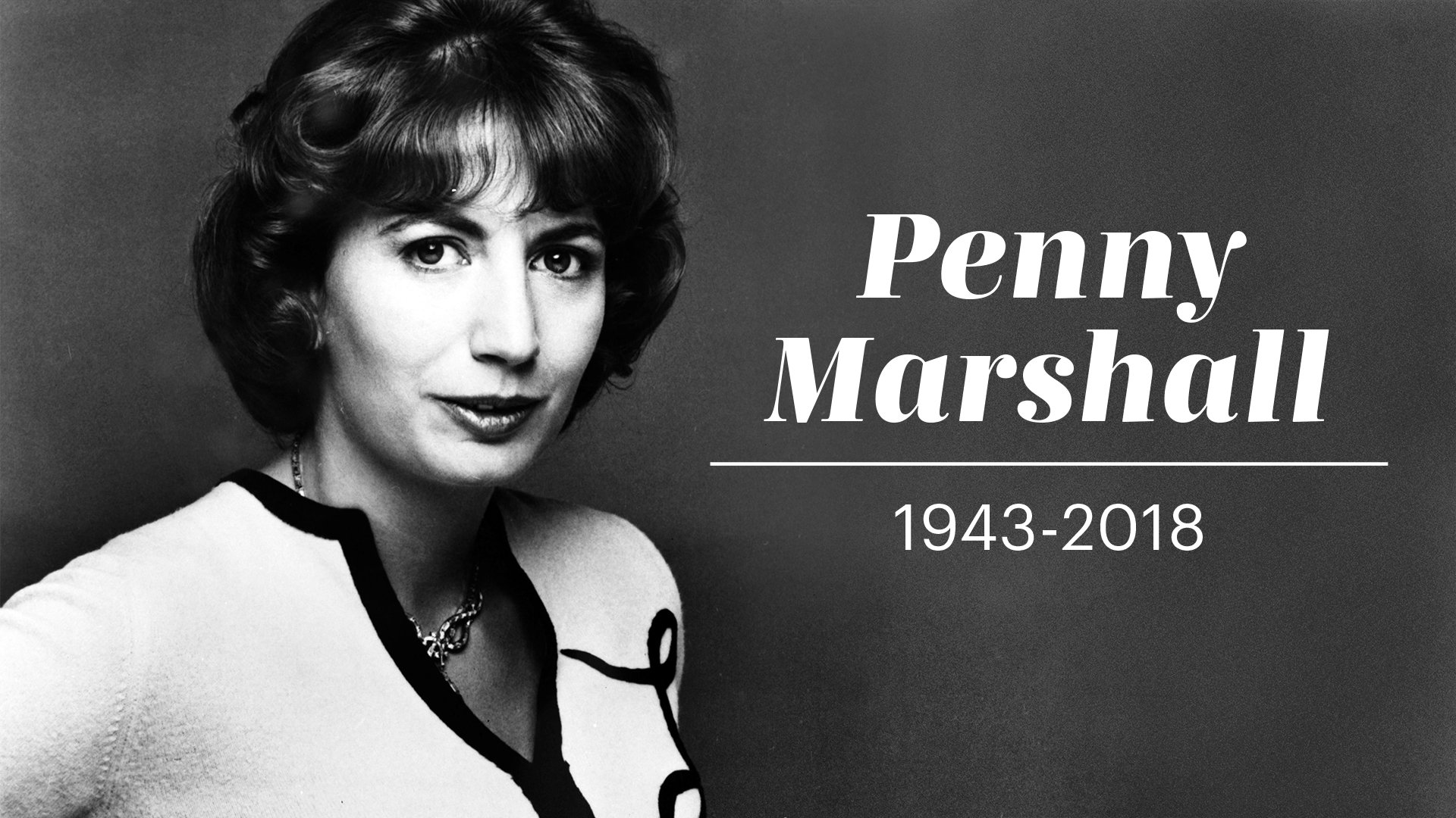 RIP Penny Marshall https://t.co/4b5iYsP4AW https://t.co/ot6W1GYJjg