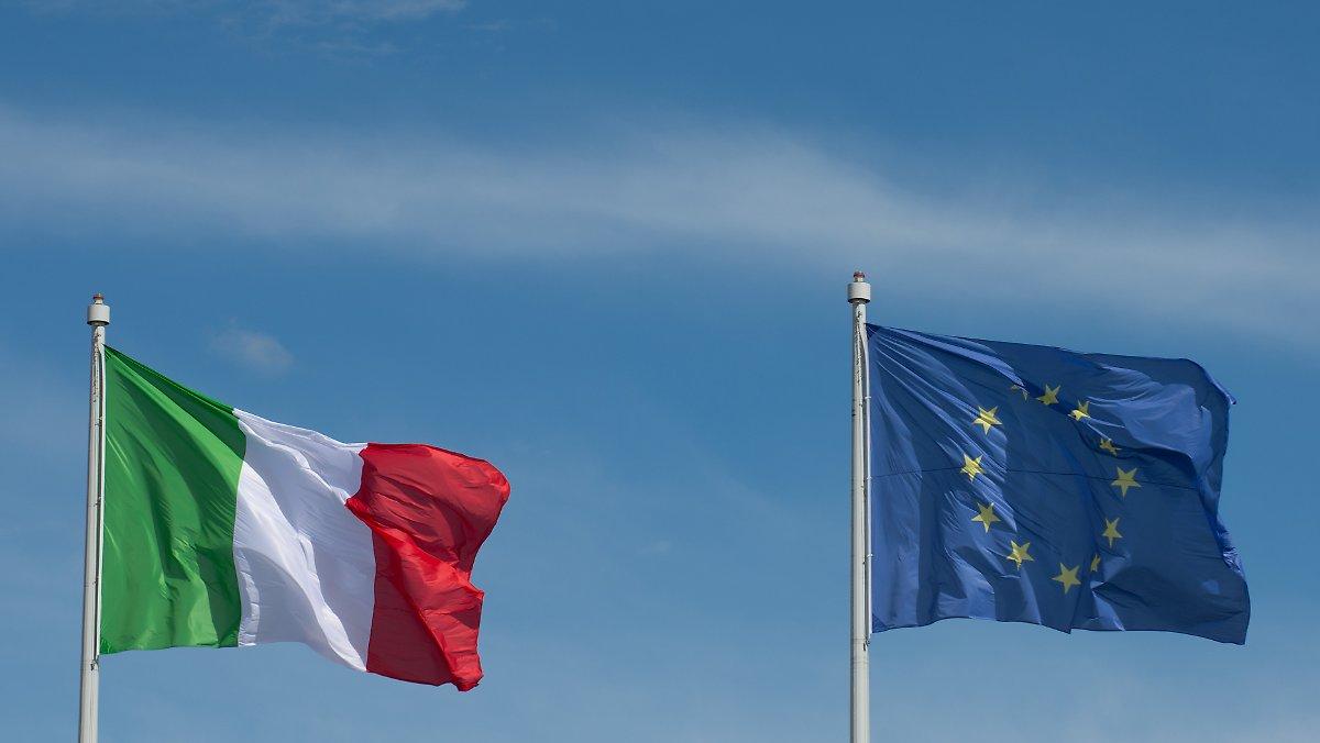 + Italien meldet Verständigung mit EU über Haushalt https://t.co/XWWunqqgig