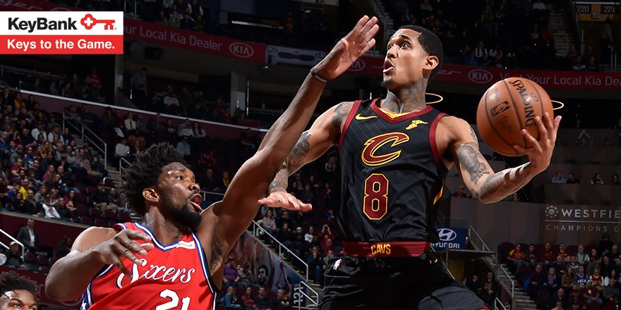 So far this year, our second unit is averaging 43.6 ppg – good for seventh in the Association. #CavsPacers keys → https://t.co/5H5ffSm8jU #BeTheFight