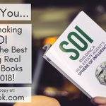 Thank you for making SOI one of the top selling real estate books of 2018! https://t.co/8MWaj8faqk