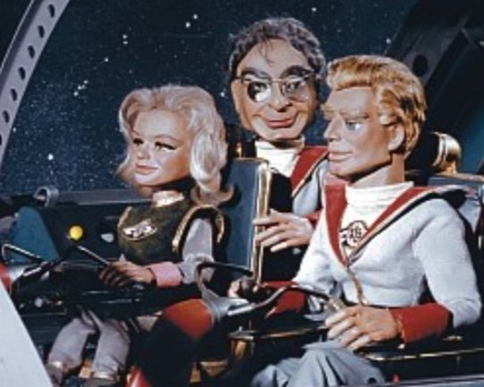 Stand back in awe, people, SPACE FORCE is back. <br>http://pic.twitter.com/s8eb3Uov2S