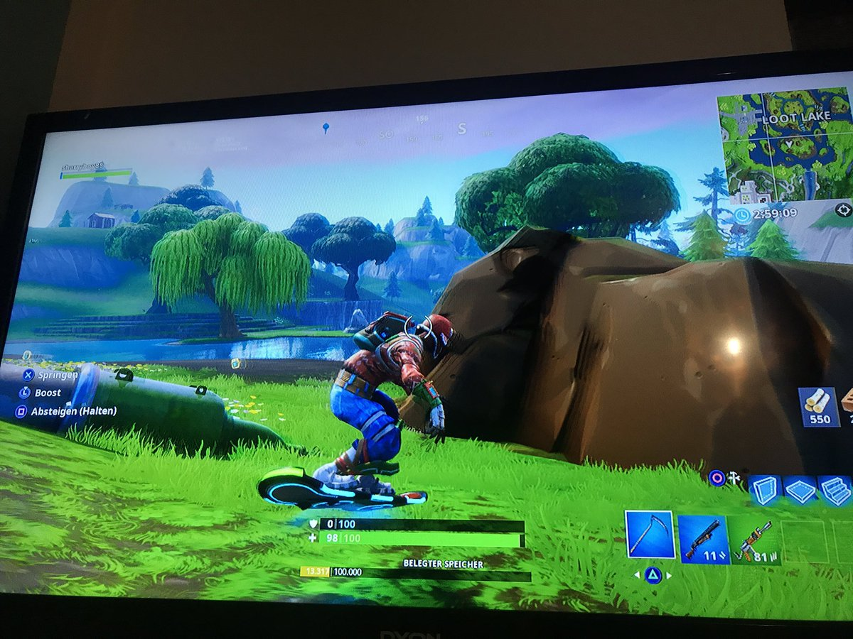 got the new fortnite hoverboard earlypic twitter com s0mkzssnlw - where are the hoverboards in fortnite located