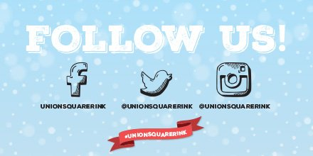 Stay up-to-date on everything about @UnionSquareRink and follow us on Twitter and our other social media platforms.  Spread the love and tell a friend! #UnionSquareRink #holidaysinsf #holidayiceskating pic.twitter.com/XuUhnhIDWb