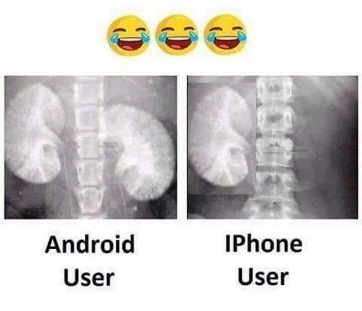 Ios Vs Android Memes No Twitter Ios Vs Android Memes Iphone