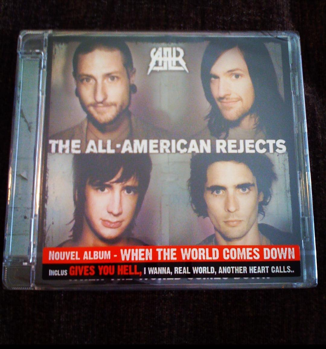 the all american rejects therejects twitter