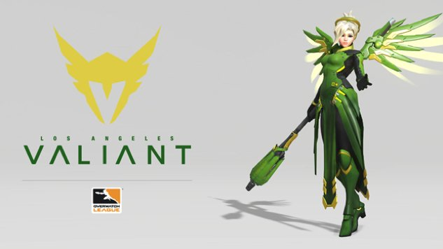 The @LAValiant do it again: The @overwatchleague team has formed another unprecedented partnership, this time with @StJude: https://t.co/KlFmg2I0bW