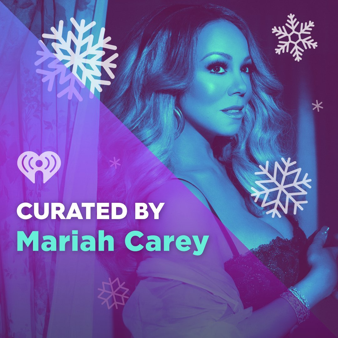 Check out the festive Christmas playlist I curated for @iHeartRadio @