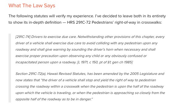 all drivers are required to exercise due care to avoid a collision