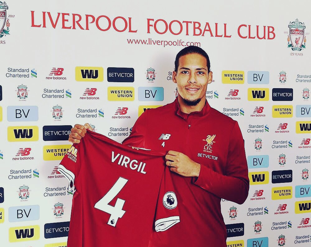 This was the best day Virgil