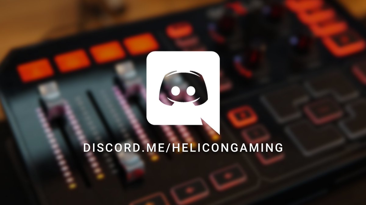 Helicon Gaming on Twitter: