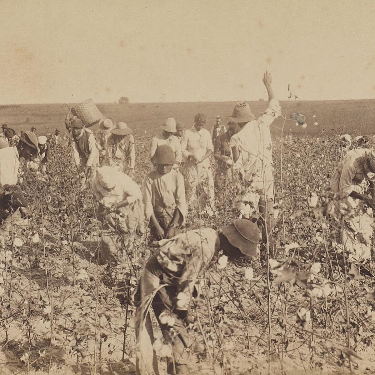 Today in 1865, the 13th Amendment to the Constitution was ratified, formally abolishing slavery in the United States.  Via:  @nmaahc #blackhistory #apeoplesjourney<br>http://pic.twitter.com/j2svBcLsQy