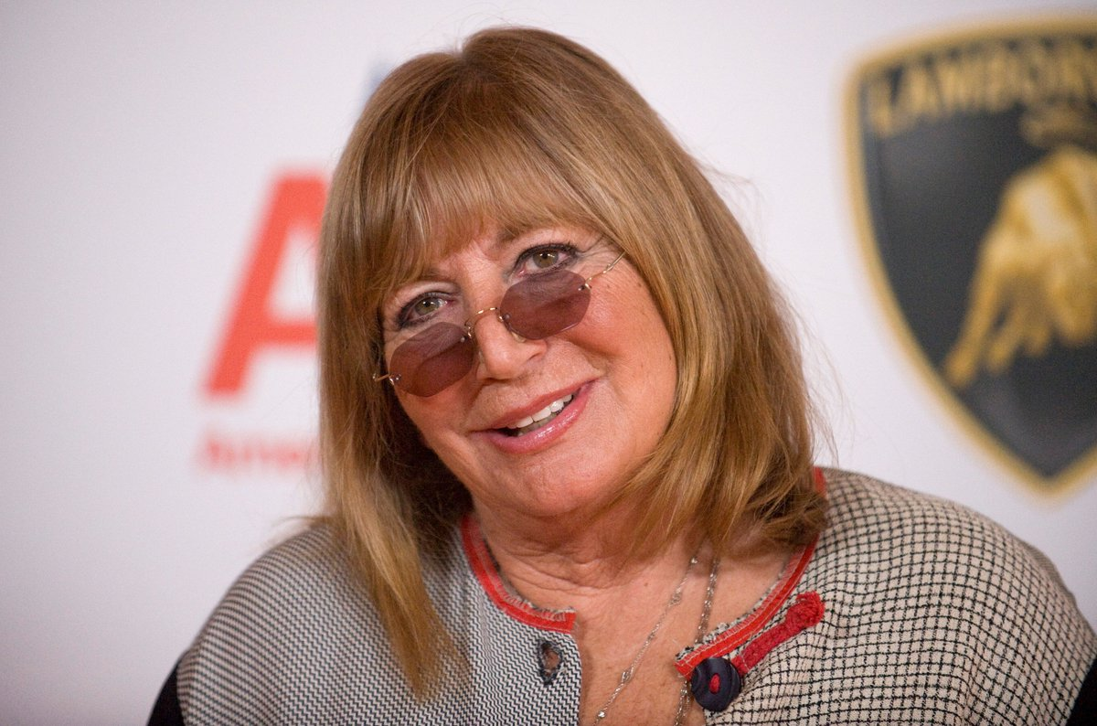 Film director and 'Laverne and Shirley' star Penny Marshall died today at the age of 75.  She was the first woman to direct a movie that grossed over $100 million.