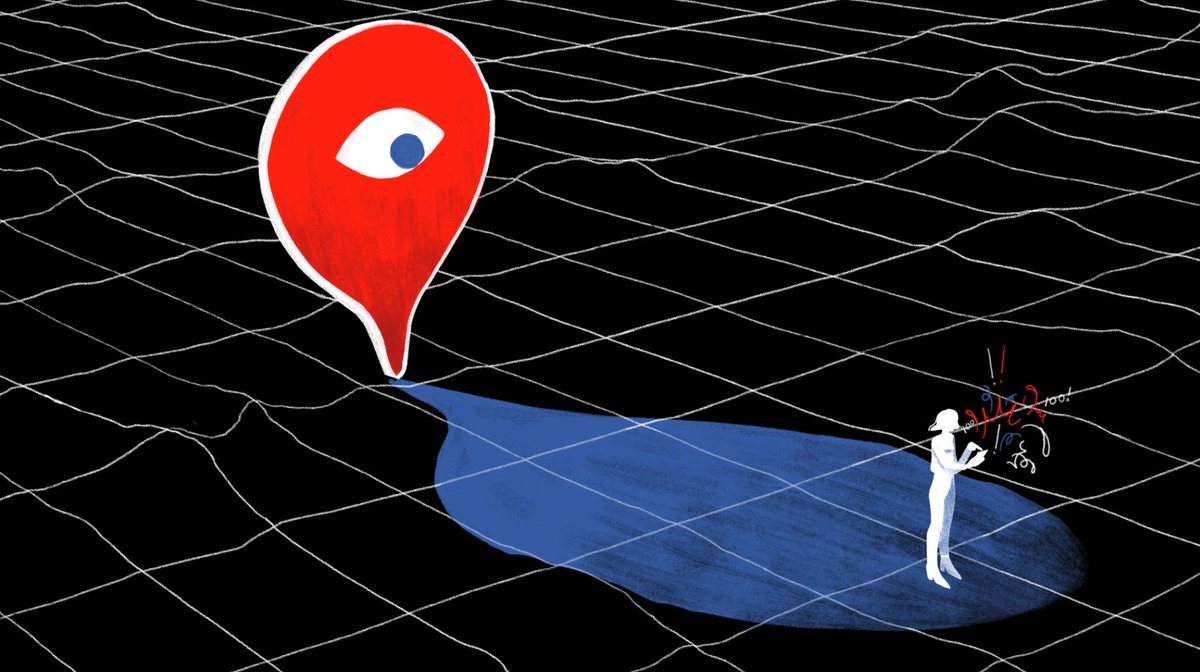 Turning off Facebook location tracking doesn't stop it from tracking your location https://t.co/GIYqmoXuqs