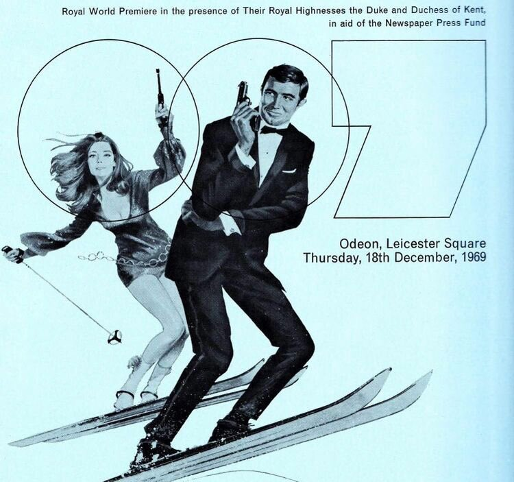 Forty-nine years ago today. #jamesbond #onhermajestyssecretservice<br>http://pic.twitter.com/QOV92s3Z4M