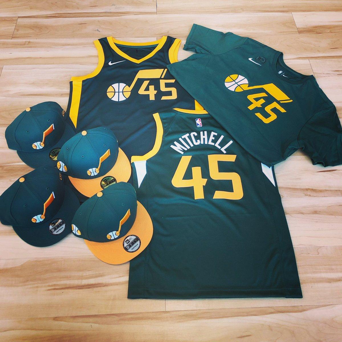 aed332ed Utah Jazz Team Store on Twitter: