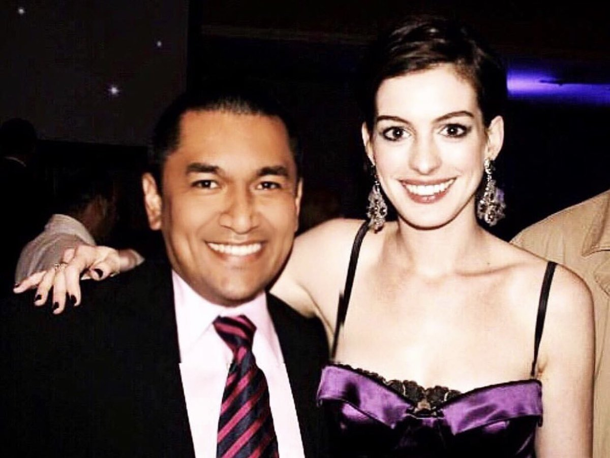 One of my favorite photos Anne Hathaway #TBT #Actress #Hollywood #NewYork #Work #AnneHathaway #Movies
