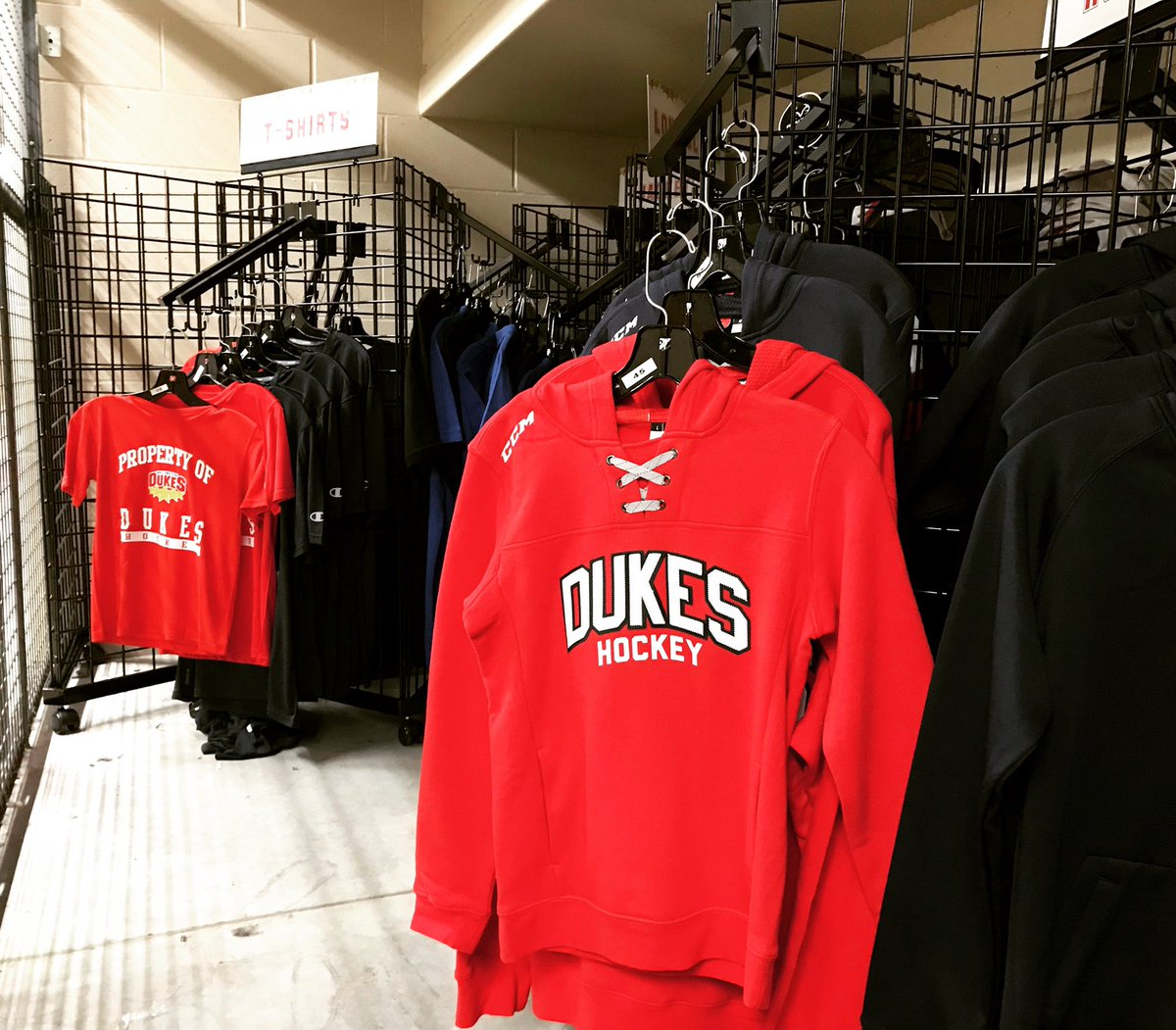 aea5d26c7 Friday nights game will feature a special 20% off sale on all Dukes Gear  from the Dukes Store  christmasshopping  Dukes   Salespic.twitter.com lAYrsDAdZK