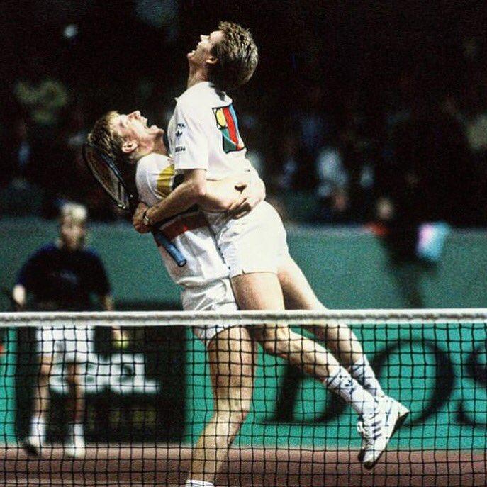 Today 30 years ago... @DavisCup #Deutschland