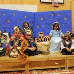 Image for the Tweet beginning: When you watch the Nativity,