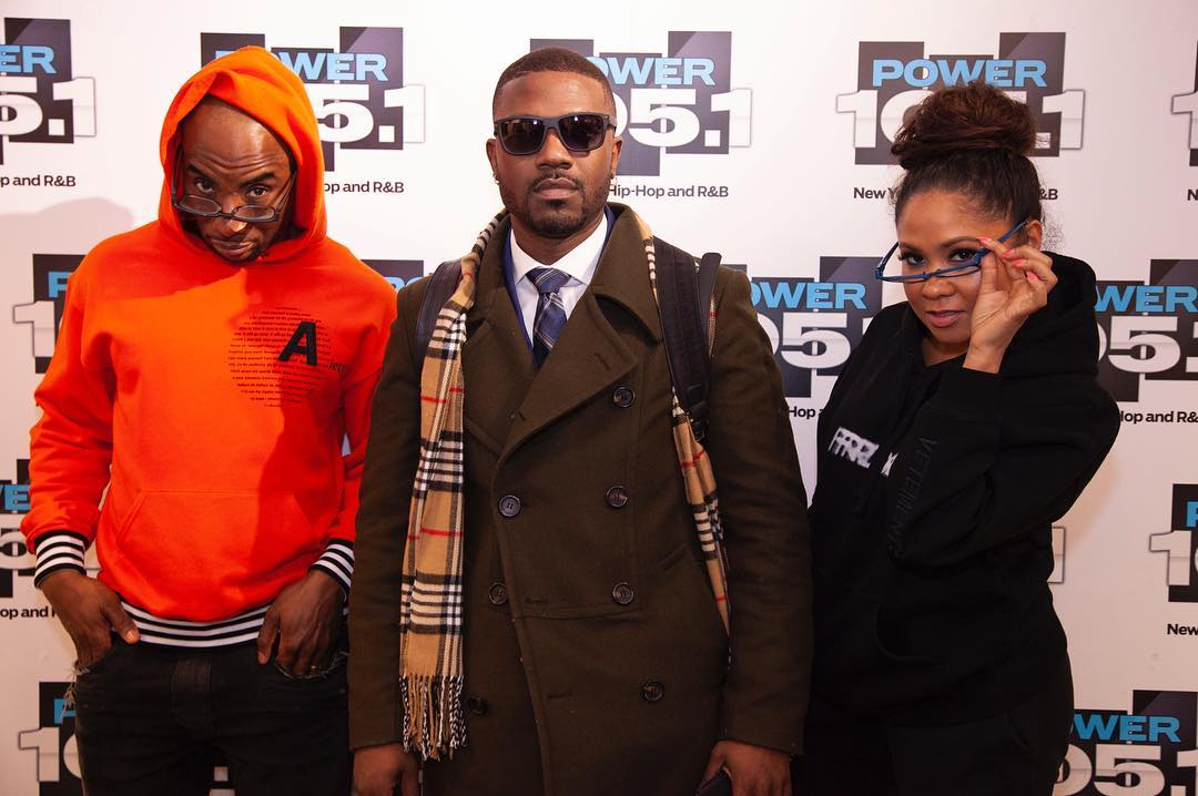 Video: @RayJ On Expanding @rayconglobal, Fatherhood And Staying Drama-Free On The @breakfastclubam! https://rudeboyy.com/2018/12/18/ray-j-on-expanding-raycon-global-fatherhood-and-staying-drama-free/ …
