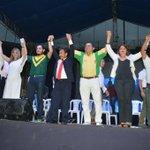Image for the Tweet beginning: #EleccionesElOro2019: Montgómery Sánchez Reyes anunció