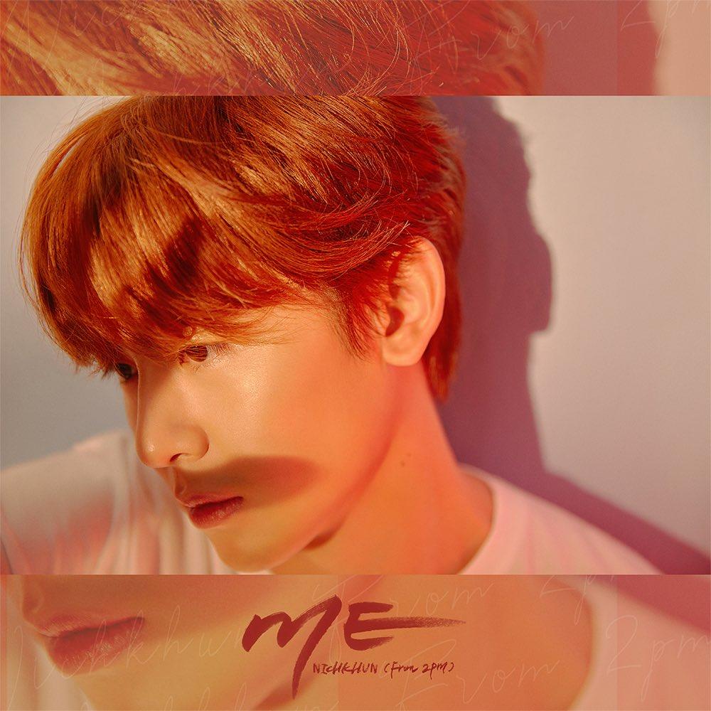 NICHKHUN (From 2PM)  Japan Solo Mini Album  <ME>  Released in Japan: https://t.co/0cPijdeoUX  #2PM #NICHKHUN #닉쿤 #ME