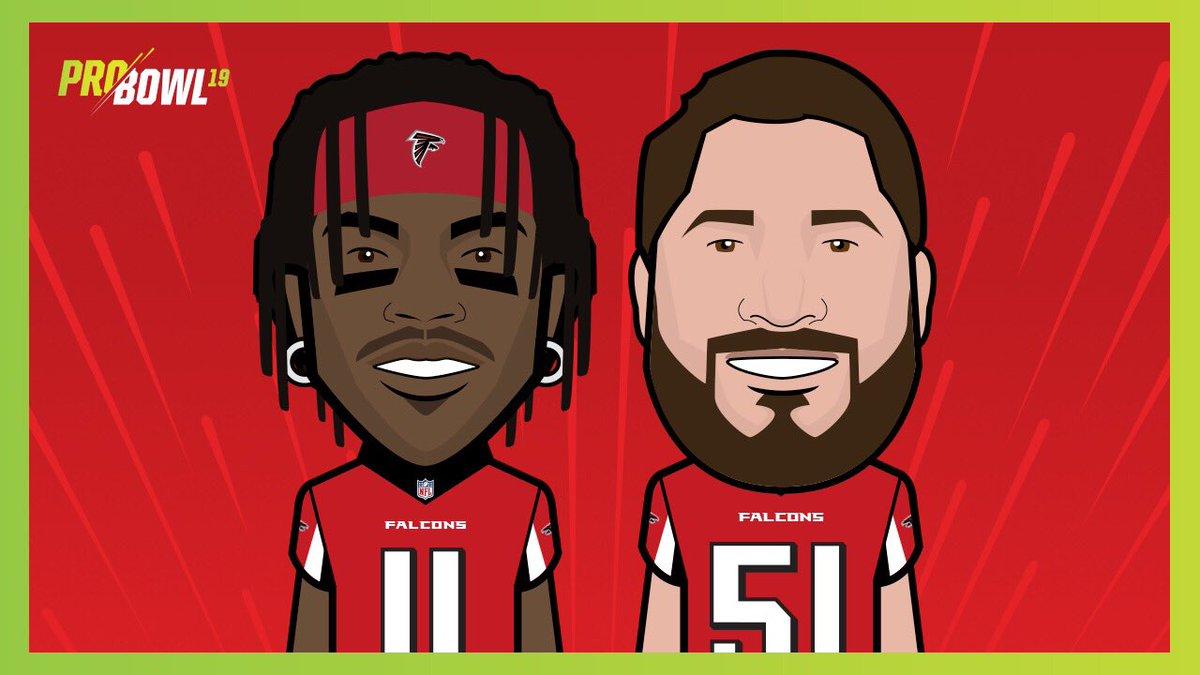 new styles 00979 1bc4a Atlanta Falcons on Twitter: