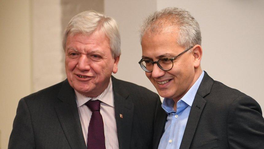 Hessen: CDU und Grüne einigen sich auf Koalitionsvertrag https://t.co/NmetM4Cmx3