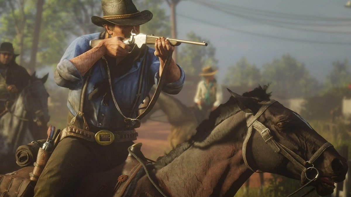 Get the perfect Panther pelt in Red Dead Redemption 2 with our handy guide:    http:// go.ign.com/vuibKZl  &nbsp;  <br>http://pic.twitter.com/vlJktsZCTk