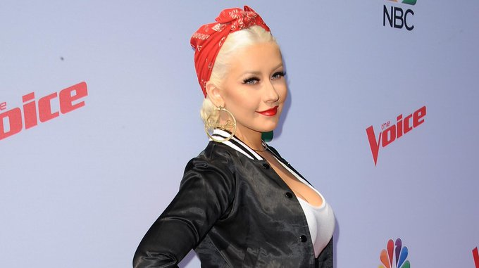 Happy birthday  12 lovely parenting quotes from Christina Aguilera