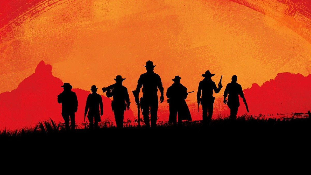Red Dead Redemption 2 sold more copies than Call of Duty: Black Ops 4 in November.    http:// go.ign.com/9lVycPz  &nbsp;  <br>http://pic.twitter.com/fqgQzAso2I