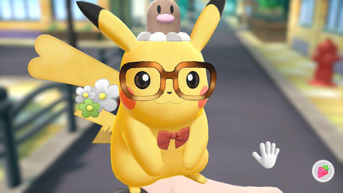 #PokemonLetsGo Latest News Trends Updates Images - Manami_SWITCH
