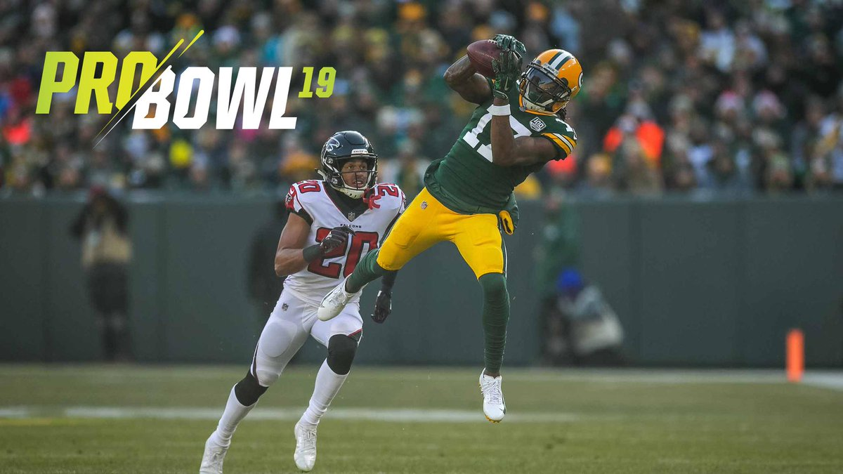 100 catches. 1,315 yards. 12 touchdowns.   Watch highlights from @tae15adams&#39; #ProBowl season :  https:// pckrs.com/rrven  &nbsp;     #GoPackGo <br>http://pic.twitter.com/UNKH1QjAmd