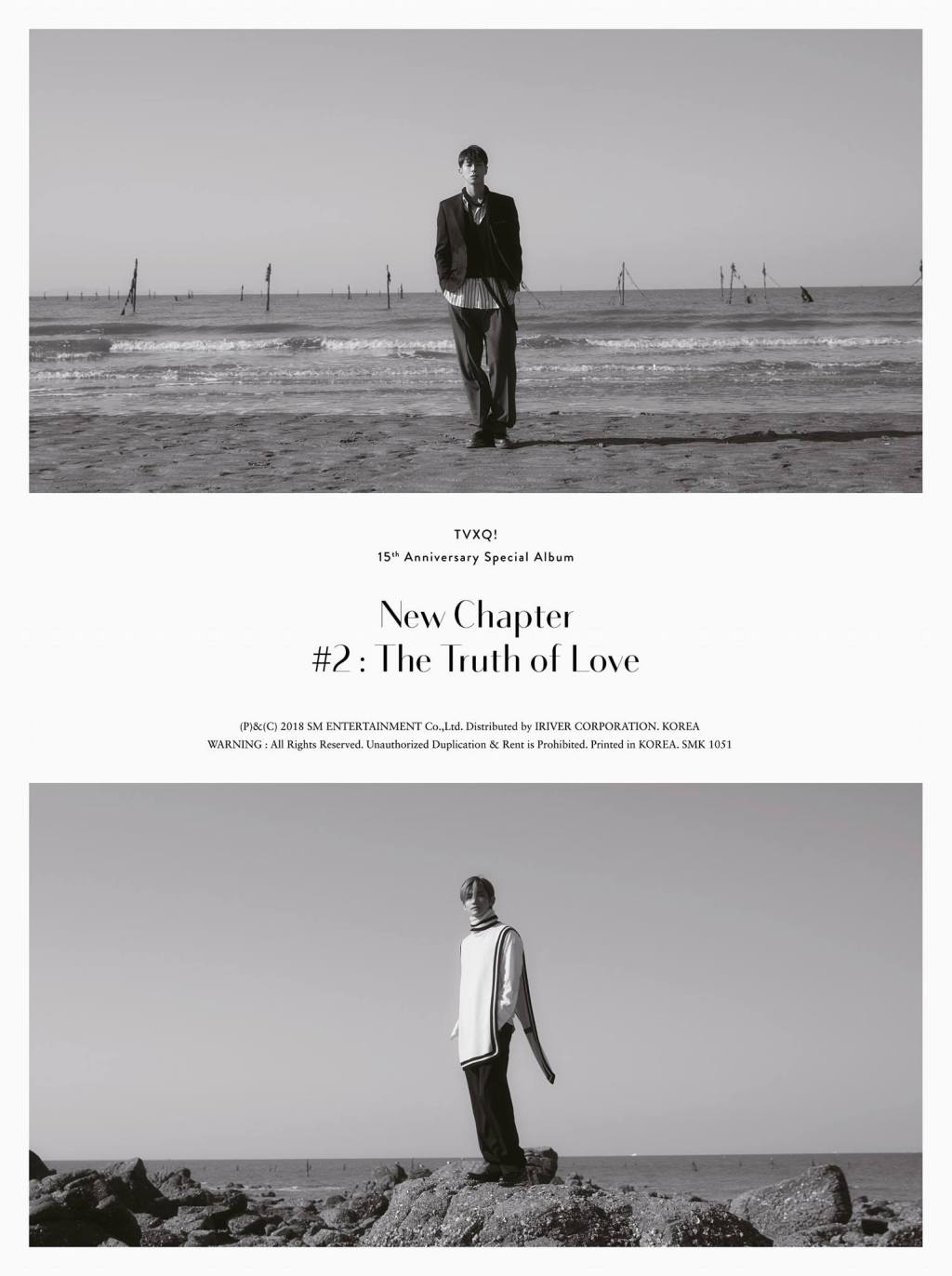 Imagini pentru tvxq new chapter #2 the truth of love