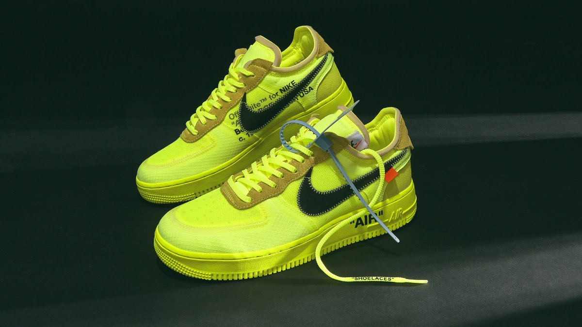 Ad  Releasing 25mins via Solebox Off White x Nike Air Force 1 Low Black  Mens http   tinyurl.com y75ou89e Wmns http   tinyurl.com yawvktmh Volt ... 9c62da2f6