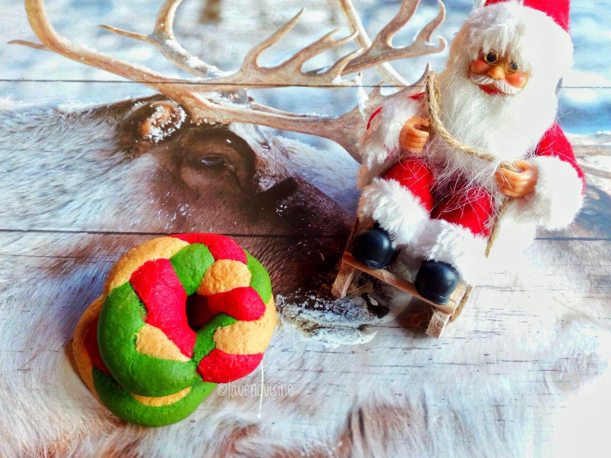 699275399e8 Les biscuits couronnes de Noël à la vanille. Une recette gourmande à  réaliser avec vos enfants. 👑 🎅 . La recette ▷ https   t.co wTDjcSCip6   lauencuisine ...