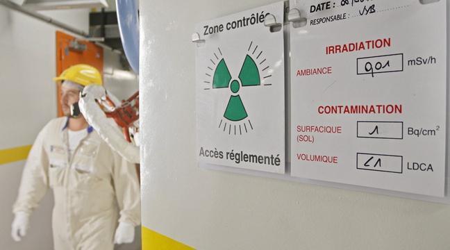 Nord: Des conteneurs de produits radioactifs abandonnés devant une école de Loos https://t.co/sae9McwHHJ