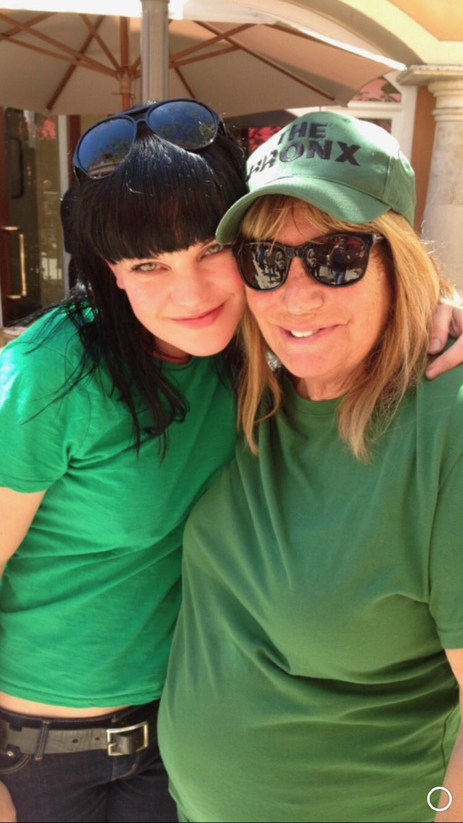 Me and #PennyMarshall  Love Love Love!