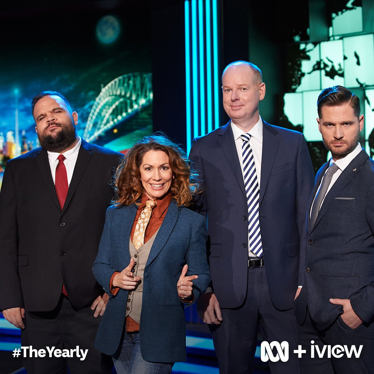 What happened 2018? No seriously, what was that?! @theweeklytv team wraps up the year that was tonight at 8pm on #TheYearly.