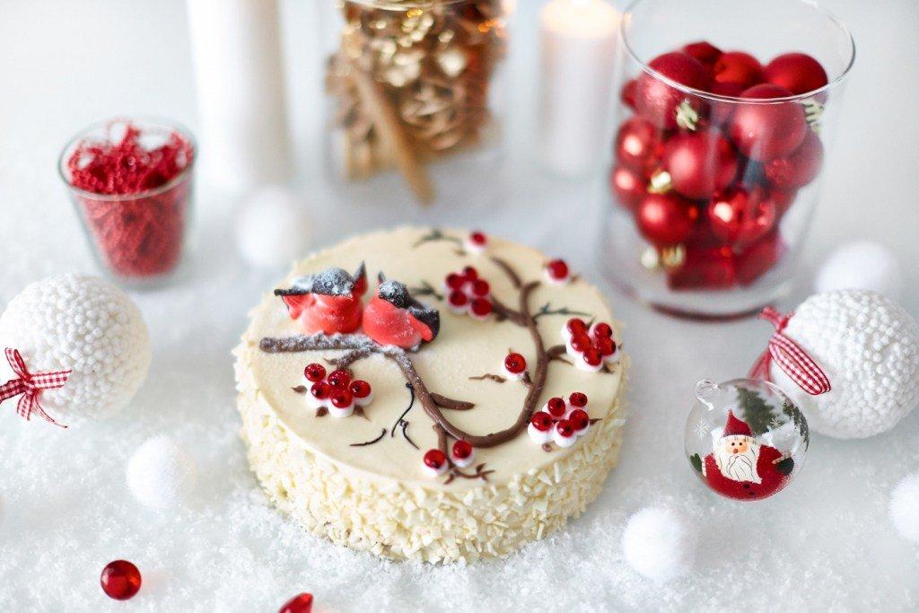 новогодние картинки с тортами проявки