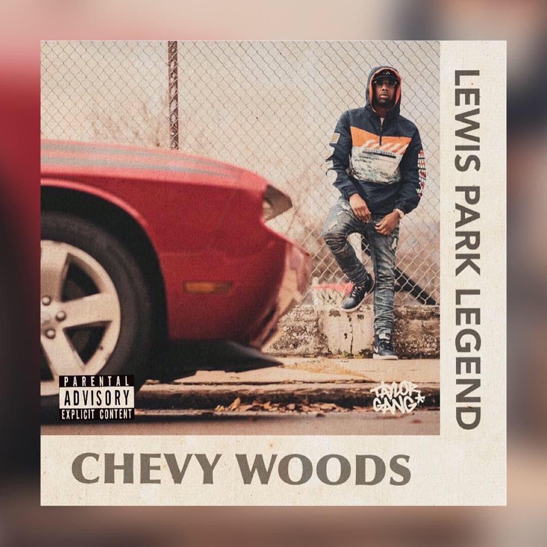 OUT NOW ... #LewisParkLegend go get that 🤘🏾💙🍾 https://soundcloud.com/chevywoods/sets/lewis-park-legend/s-laeDd…