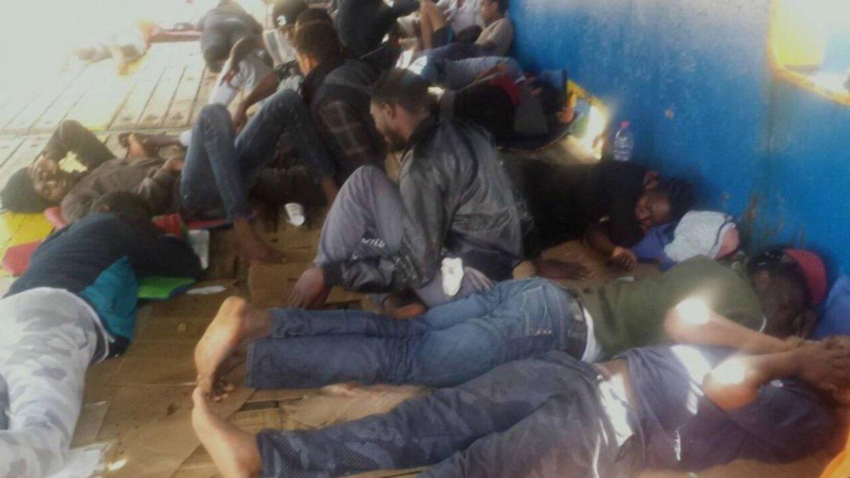 Tunisia rifiuta pratica rimpatri forzati dei propri migranti dall'Ue #migranti https://t.co/GkwkotgpCX