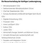 Koalitionsvertrag Twitter Photo