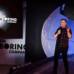 Image for the Tweet beginning: Billionaire entrepreneur Elon Musk unveils