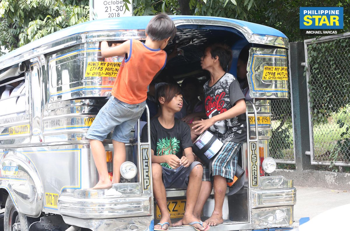 Christmas Jeepney.The Philippine Star On Twitter Children Perform Christmas